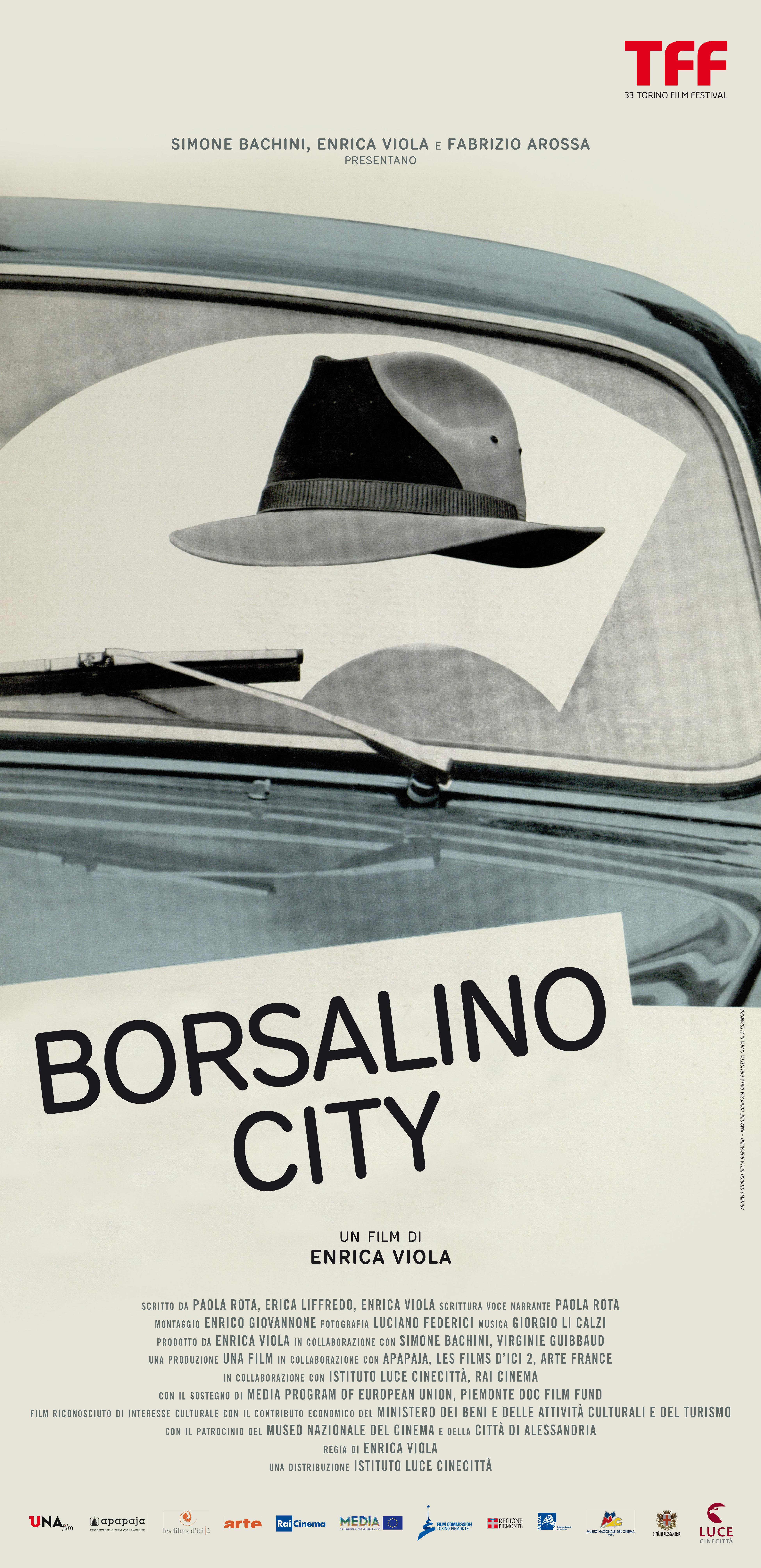 Borsalino city a2e3452872f8